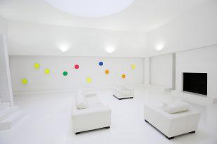 Nouvelle exposition / installation « Peinture Mentale », par Jean Pierre Raynaud Mastaba 1 - La Garenne-Colombes  (10, avenue Rhin et Danube) Mardi 24 mai 2016